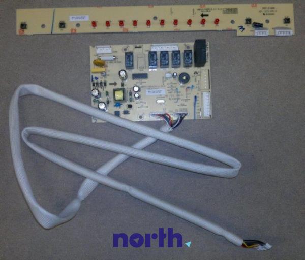 Moduł sterujący skonfigurowany do zmywarki 1030418,1