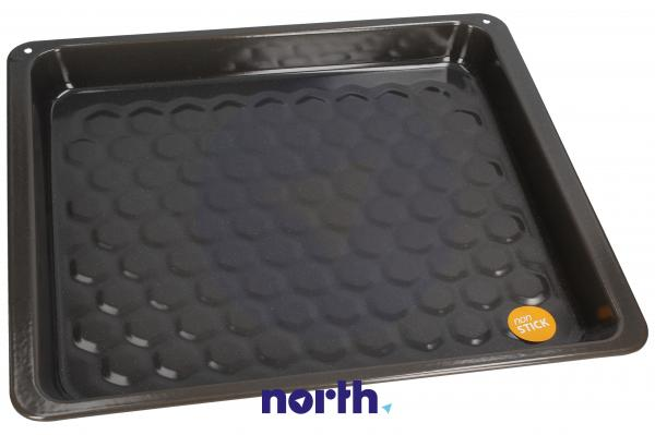 Blacha do pieczenia głęboka (emaliowana) do piekarnika (376mm x 430mm x 40mm) 9049459,0