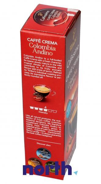 Kawa (kapsułki) COLOMBIA ANDINO Caffe Crema 10szt. do ekspresu do kawy,2