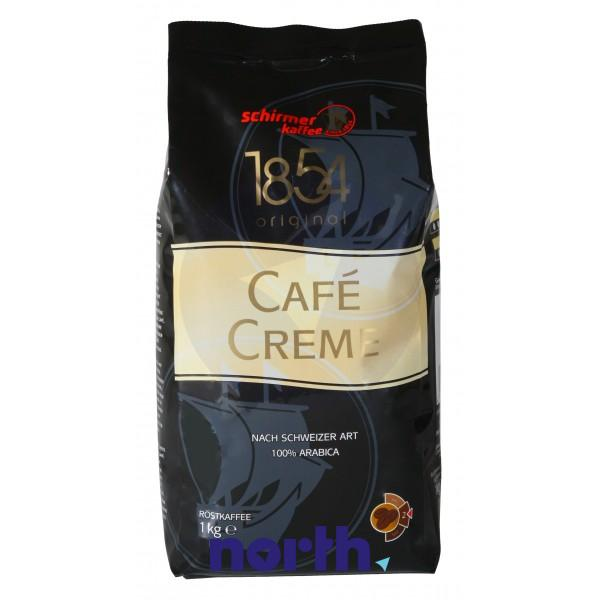 Kawa ziarnista Schirmer Cafe Creme 1000g do ekspresu do kawy,0