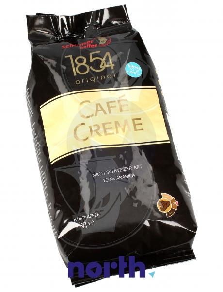 Kawa ziarnista Schirmer Cafe Creme 1000g do ekspresu do kawy,1