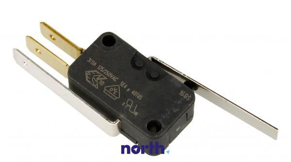 Przełącznik | Mikroprzełącznik do zmywarki Amica 1007574,0