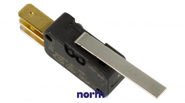 Przełącznik | Mikroprzełącznik do zmywarki Amica 1007574,2