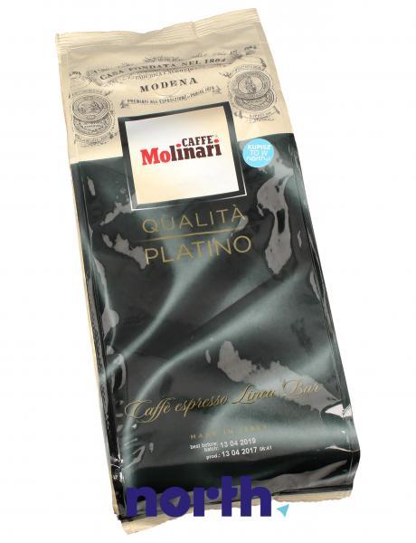 Kawa ziarnista Molinari PLATINO 1000g do ekspresu do kawy,1