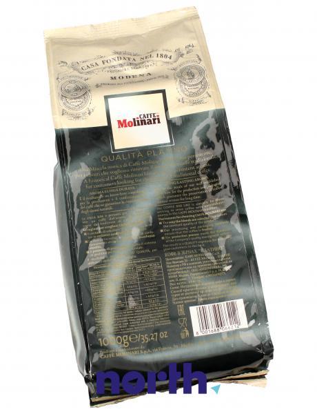 Kawa ziarnista Molinari PLATINO 1000g do ekspresu do kawy,2