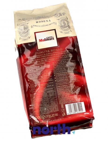 Kawa ziarnista Molinari ROSSO 1000g do ekspresu do kawy,4