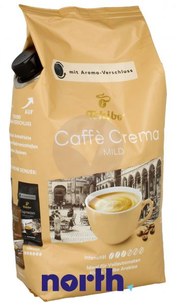 Kawa ziarnista Tchibo Caffe Crema Mild 1000g do ekspresu do kawy,0