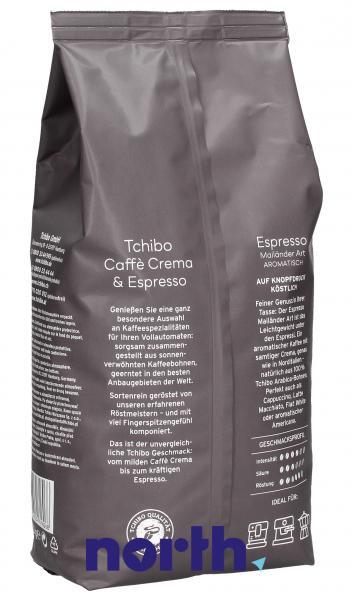 Kawa ziarnista Tchibo Espresso Milano Style 1000g do ekspresu do kawy,1