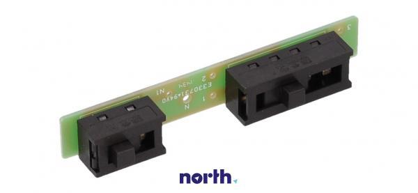 Sterownik | Płytka z przełącznikami panelu sterowania do okapu Amica 1007260,0