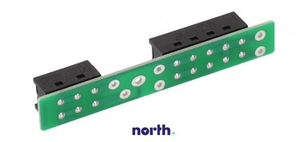 Sterownik | Płytka z przełącznikami panelu sterowania do okapu Amica 1007260,1