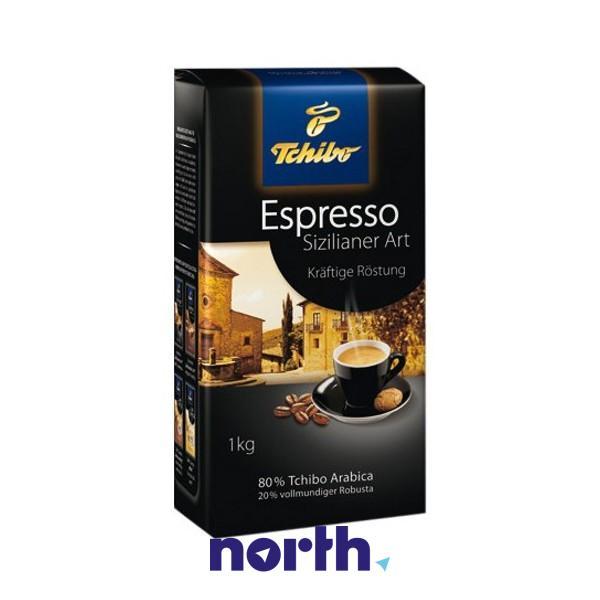Kawa ziarnista Tchibo Espresso Sicilia Style 1000g do ekspresu do kawy,0