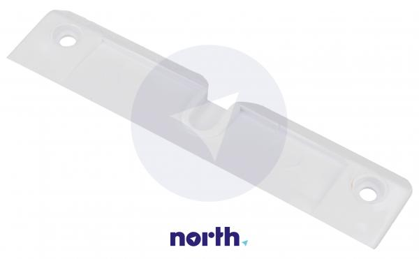 Zatrzask zamka drzwiczek zamrażarki górnej do lodówki Amica 8016833,1