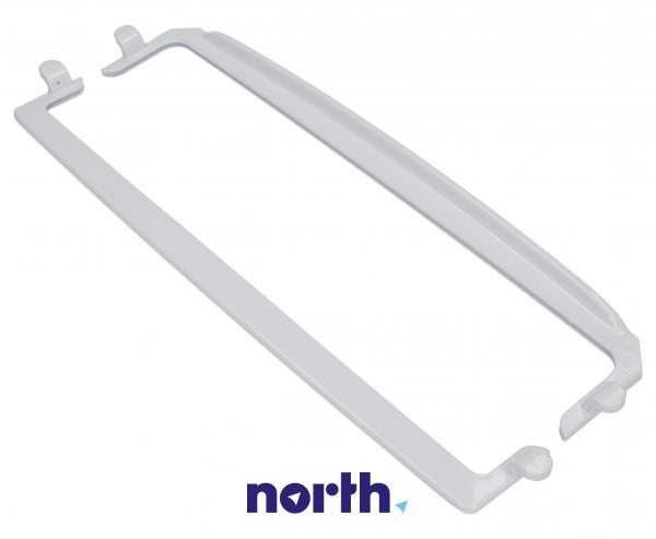 Ramki półki szklanej (zestaw przednia + tylna) do lodówki 1035517,0