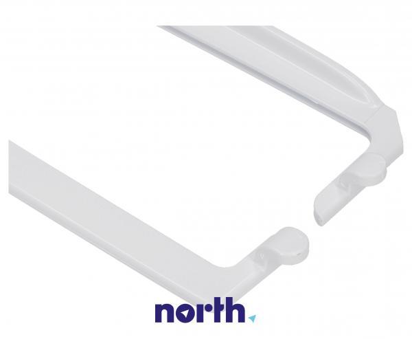 Ramki półki szklanej (zestaw przednia + tylna) do lodówki 1035517,1