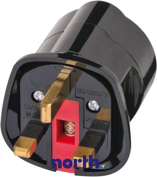 Przejściówka | Adapter podróżny AC Szkocja,1