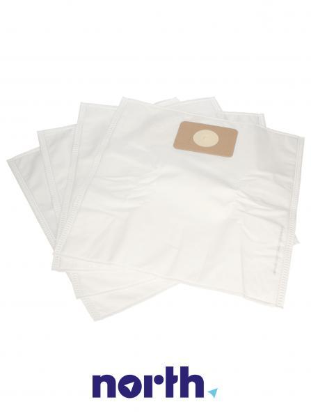 Worki Perfect Bag Worwo (4szt.) + filtr wlotowy do odkurzacza NMB01K,2