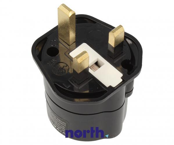 Przejściówka | Adapter podróżny AC Cypr,2
