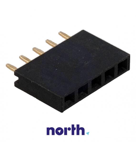 Gniazdo proste 1X5 pin,1