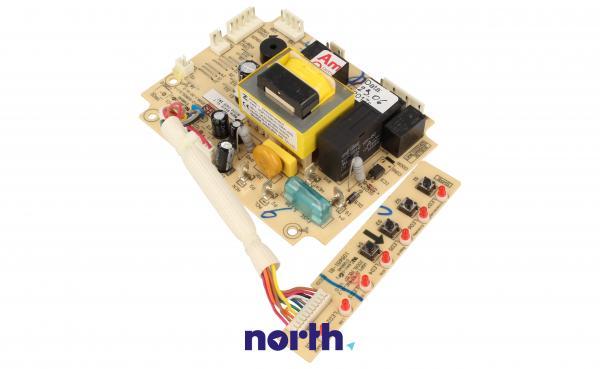 Programator   Moduł sterujący skonfigurowany do zmywarki Amica 1017105,1