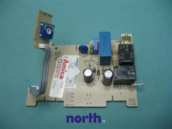 Programator   Moduł sterujący skonfigurowany do zmywarki Amica 1009818,1
