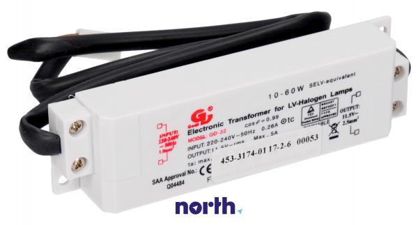 Transformator do okapu Amica 1018045,0