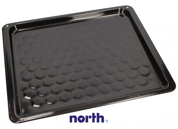Blacha do pieczenia płytka (emaliowana) do piekarnika (378mm x 432mm x 2cm) 9055991,0
