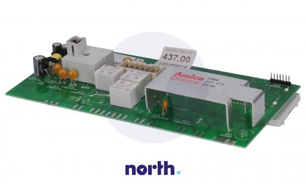 Moduł elektroniczny skonfigurowany do pralki Amica 8040133,0