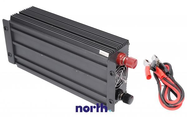 SINUS1000 24V przetwornica 24V/230V 1000W/750W czysty sinus,2