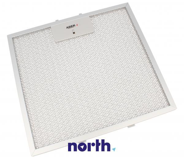 Filtr przeciwtłuszczowy aluminiowy (kasetowy) do okapu Amica 1007357,2