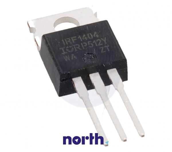 IRF1404 Tranzystor MOS-FET TO-220 (n-channel) 40V 202A 50MHz,0