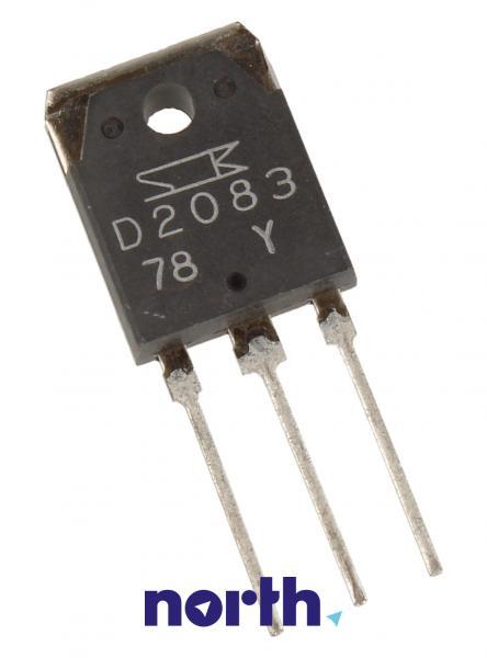 2SD2083 Tranzystor TO-3P (npn) 120V 25A 20MHz,0