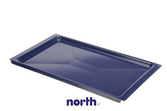 Blacha do pieczenia płytka (emaliowana) do piekarnika (35.7cm x 61.5cm x 2cm) 00212852,1