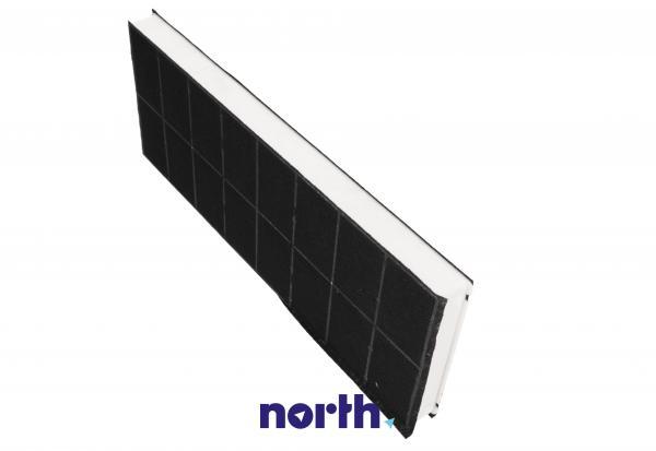 Filtr węglowy LZ34500 aktywny w obudowie do okapu Siemens 00296178,1