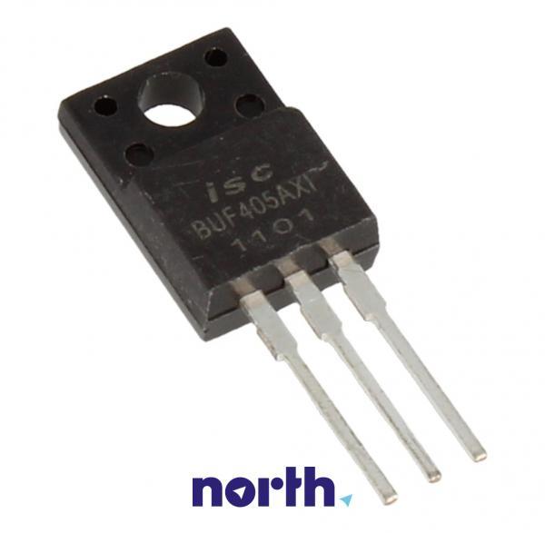 BUF405AXI Tranzystor TO-220 (npn) 450V 7.5A 20MHz,0