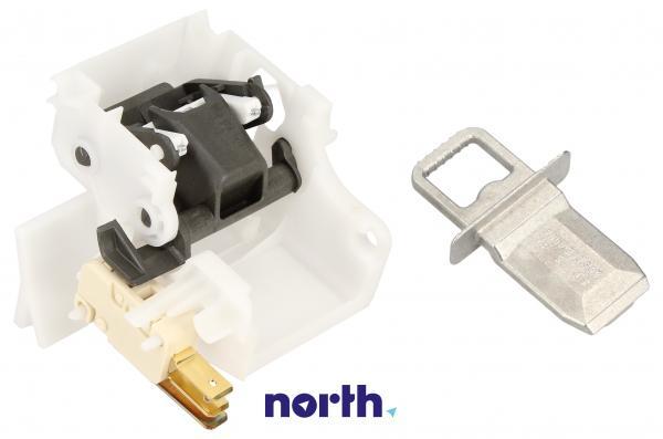 Rygiel | Blokada drzwi z włącznikiem do zmywarki 00165887,0
