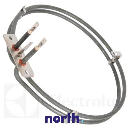 Grzałka termoobiegu 2400W piekarnika Electrolux 1250249216003,1