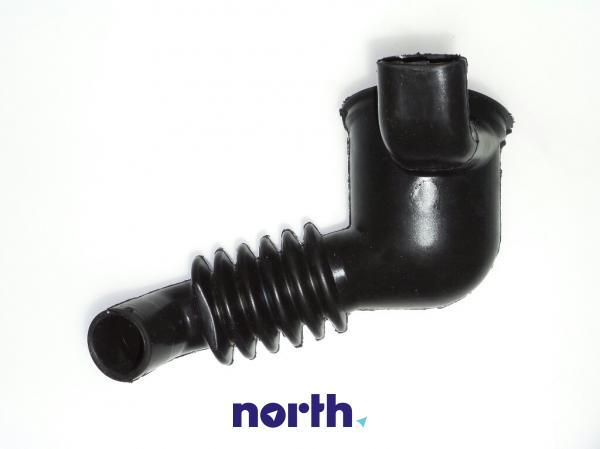 Rura | Wąż połączeniowy bęben - pompa do pralki Siemens 00093400,1