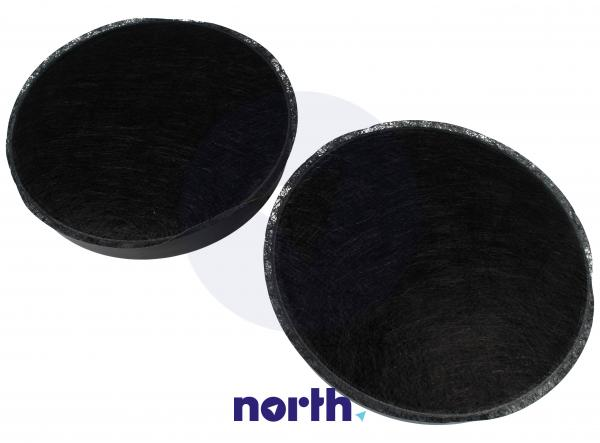 Filtr węglowy aktywny w obudowie do okapu 00796390,1