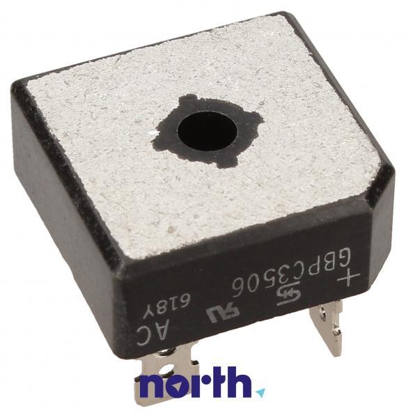 KBPC3506 Mostek prostowniczy 600V 35A,2