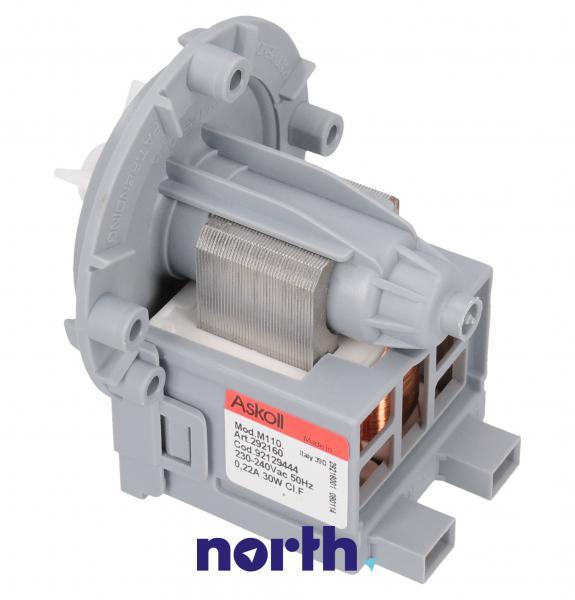 Silnik pompy odpływowej do pralki Candy 92129444,1