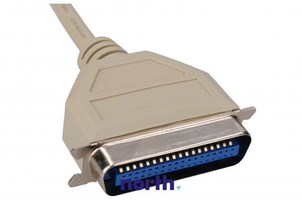 Kabel LPT 1.8m 36 pin (wtyk/ 25 pin wtyk) standard,1
