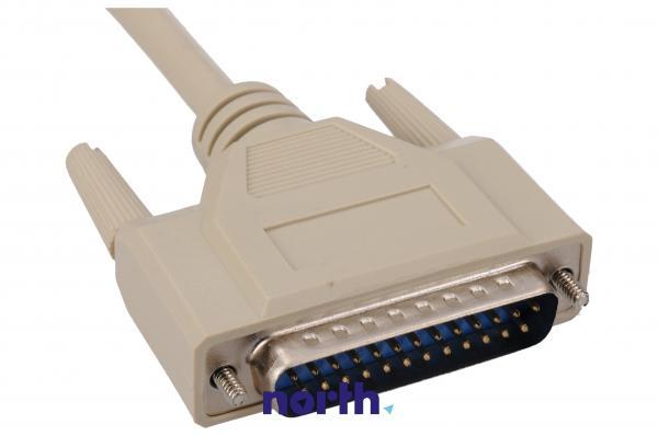 Kabel LPT 1.8m 36 pin (wtyk/ 25 pin wtyk) standard,2