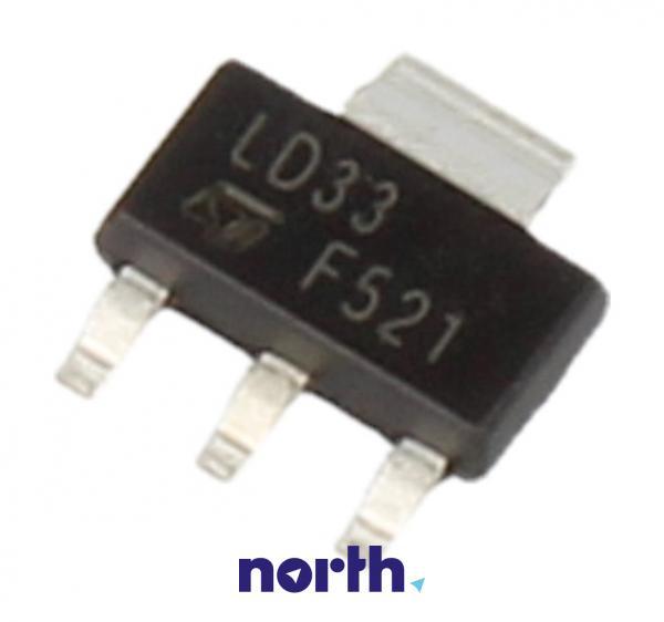LD1117S33TR Układ scalony IC,0