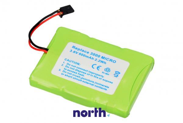 CPAA36044 Akumulator 3.6V 600mAh telefonu bezprzewodowego,0