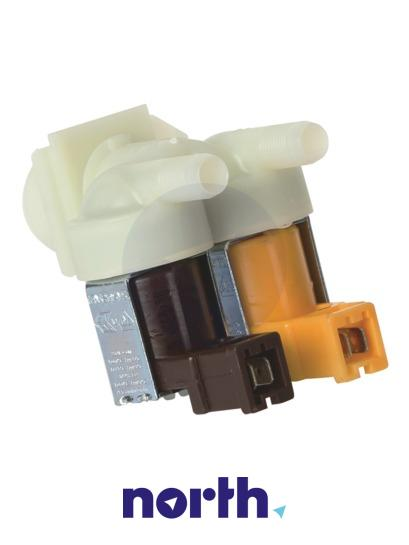 Elektrozawór podwójny do pralki Siemens 00087076,1