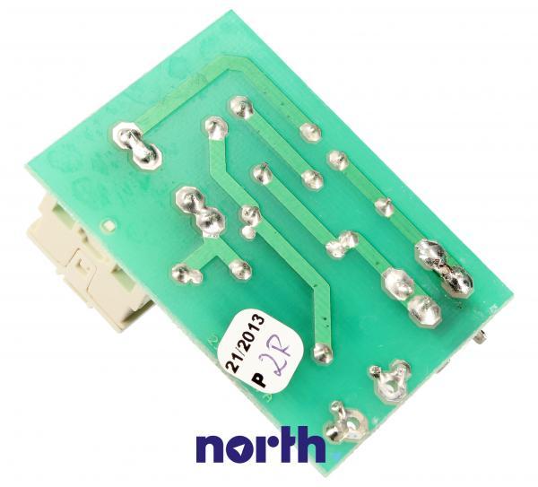 Płytka elektroniczna elektroszczotki do odkurzacza - oryginał: 00757109,2