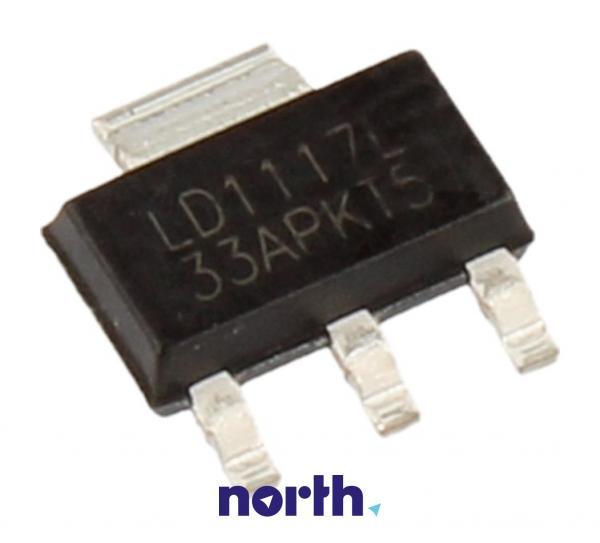 LM1117 3.3V Układ scalony,0