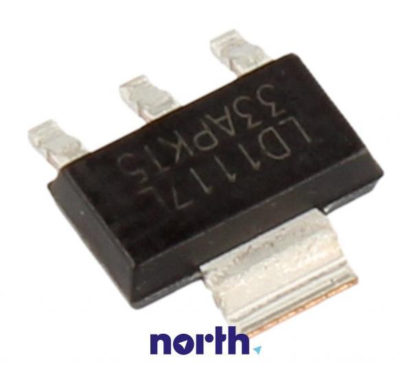 LM1117 3.3V Układ scalony,1