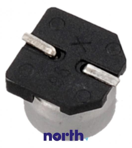 100uF | 6.3V Kondensator elektrolityczny 105°C SMD 5.8mm/6.3mm,1