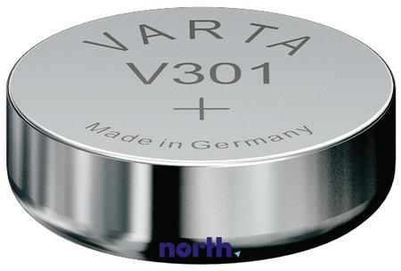 V301 | SR43 | 301 Bateria srebrowa 1.55V 115mAh Varta (1szt.),0